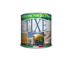 PROTECTIVE FOR GOLD PAINT WATER-BASED
