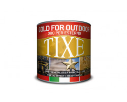 GOLD PAINT FOR OUTDOOR SOLVENT BASED